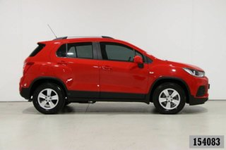 2017 Holden Trax TJ MY17 LS Red 5 Speed Manual Wagon