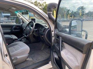 2008 Toyota Landcruiser VDJ200R GXL (4x4) Silver 6 Speed Automatic Wagon
