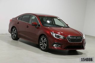 2018 Subaru Liberty MY18 2.5I Premium Burgundy Continuous Variable Sedan