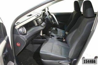 2015 Toyota RAV4 ASA44R MY16 GX (4x4) White 6 Speed Automatic Wagon