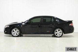 2008 Ford Falcon FG XR8 Black 6 Speed Auto Seq Sportshift Sedan