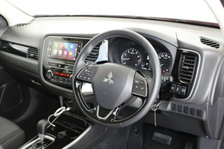 2019 Mitsubishi Outlander ZL MY19 ES 2WD Red 6 Speed Constant Variable Wagon