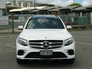 2018 Mercedes-Benz GLC350D 253 MY18 White 9 Speed Automatic Wagon.