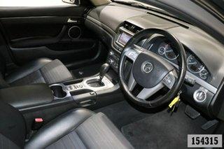 2010 Holden Berlina VE II Dual Fuel Black 4 Speed Automatic Sedan
