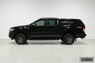2017 Ford Ranger PX MkII MY17 FX4 Special Edition Black 6 Speed Automatic Double Cab Pick Up