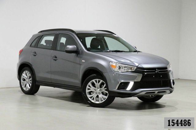 Used Mitsubishi ASX XC MY19 ES (2WD) Bentley, 2019 Mitsubishi ASX XC MY19 ES (2WD) Grey Continuous Variable Wagon