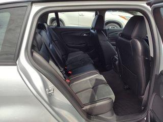 2016 Holden Commodore VF II MY16 SV6 Sportwagon Black Silver 6 Speed Sports Automatic Wagon