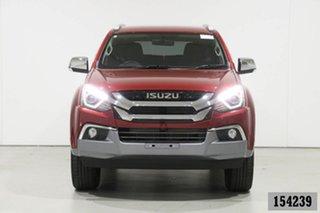 2020 Isuzu MU-X UC MY19 LS-T (4x4) Burgundy 6 Speed Auto Sequential Wagon.