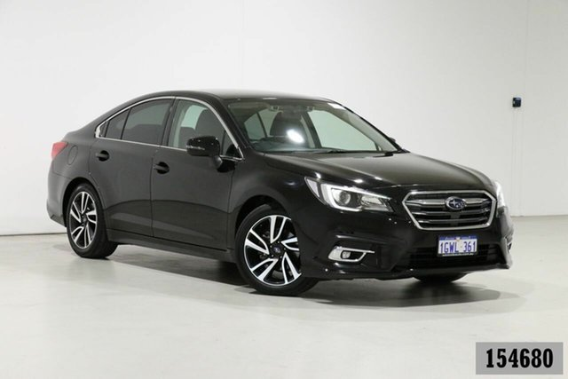 Used Subaru Liberty MY19 2.5I Bentley, 2019 Subaru Liberty MY19 2.5I Black Continuous Variable Sedan