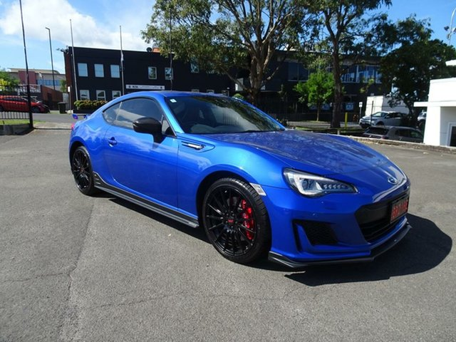 Used Subaru BRZ Z1 MY18 TS Nowra, 2018 Subaru BRZ Z1 MY18 TS WR Blue 6 Speed Manual Coupe