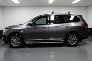 2016 Nissan Pathfinder R52 Series II MY17 ST-L X-tronic 2WD Grey 1 Speed Constant Variable Wagon