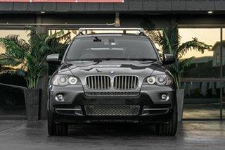 2009 BMW X5 E70 MY10 xDrive35d Steptronic Grey 6 Speed Sports Automatic Wagon.
