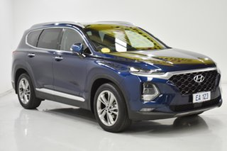 2018 Hyundai Santa Fe DM5 MY18 Highlander Blue 6 Speed Sports Automatic Wagon