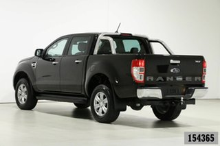2018 Ford Ranger PX MkIII MY19 XLT 2.0 (4x4) Black 10 Speed Automatic Double Cab Pick Up