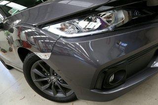2021 Honda Civic 10th Gen MY20 VTi-S Modern Steel 1 Speed Constant Variable Sedan.