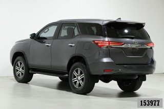 2015 Toyota Fortuner GUN156R GXL Grey 6 Speed Automatic Wagon