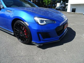 2018 Subaru BRZ Z1 MY18 TS WR Blue 6 Speed Manual Coupe