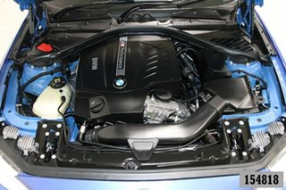 2015 BMW M235i F22 MY15 Blue 8 Speed Automatic Coupe