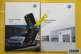 2018 Volkswagen Tiguan 5NA MY18 162 TSI Sportline Grey 7 Speed Auto Direct Shift Wagon