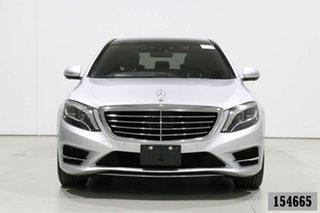 2014 Mercedes-Benz S400h Hybrid 222 Series 3.0 V6 Petrol Sedan.