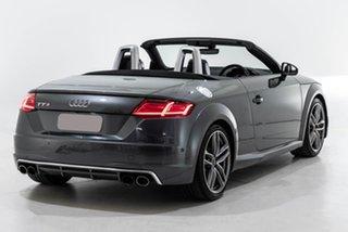 2016 Audi TTS FV MY17 S Tronic Quattro Grey 6 Speed Sports Automatic Dual Clutch Roadster.
