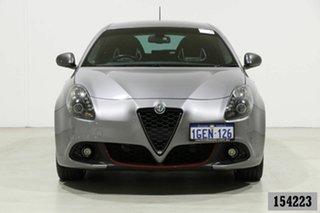 2016 Alfa Romeo Giulietta Series 2 Veloce TCT Grey 6 Speed Auto Dual Clutch Hatchback.