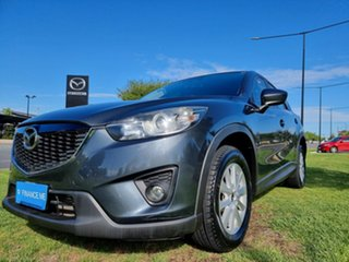 2012 Mazda CX-5 KE1021 Maxx SKYACTIV-Drive AWD Sport Grey 6 Speed Sports Automatic Wagon