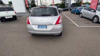 2014 Suzuki Swift FZ MY14 GL Navigator Silver 5 Speed Manual Hatchback.