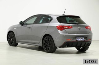 2016 Alfa Romeo Giulietta Series 2 Veloce TCT Grey 6 Speed Auto Dual Clutch Hatchback