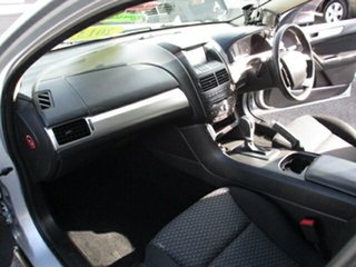 2013 Ford Falcon Silver 4 Speed Automatic Utility
