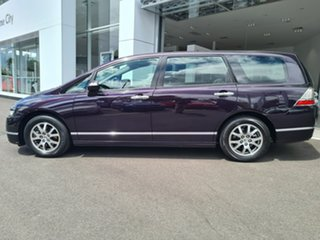 2006 Honda Odyssey Luxury Purple 5 Speed Automatic Wagon