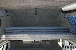 2011 Toyota HiAce TRH201R MY11 Upgrade LWB White 4 Speed Automatic Van