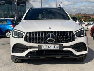 2019 Mercedes-Benz GLC-Class X253 800MY GLC43 AMG SPEEDSHIFT TCT 4MATIC 9 Speed Sports Automatic