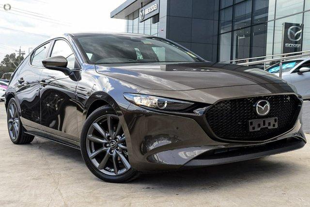 New Mazda 3 BP2H7A G20 SKYACTIV-Drive Evolve Waitara, 2020 Mazda 3 BP2H7A G20 SKYACTIV-Drive Evolve Bronze 6 Speed Sports Automatic Hatchback