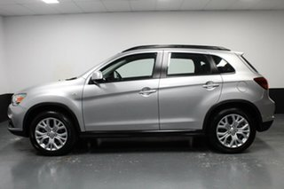 2019 Mitsubishi ASX XC MY19 ES 2WD ADAS Silver 1 Speed Constant Variable Wagon