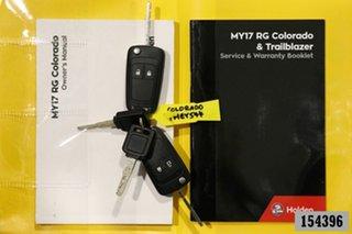 2017 Holden Colorado RG MY17 LTZ (4x4) Grey 6 Speed Manual Crew Cab Pickup