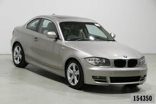 2010 BMW 125i E82 MY09 Champagne 6 Speed Automatic Coupe