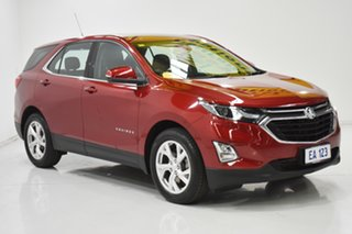 2019 Holden Equinox EQ MY18 LT FWD Red/Black 9 Speed Sports Automatic Wagon