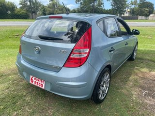 2010 Hyundai i30 FD MY10 SX Blue 5 Speed Manual Hatchback