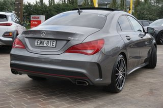 2016 Mercedes-Benz CLA-Class C117 806MY CLA250 DCT 4MATIC Sport Grey 7 Speed