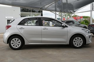 2019 Kia Rio YB MY20 S Silver 4 Speed Sports Automatic Hatchback.