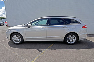 2017 Ford Mondeo MD 2018.25MY Ambiente Silver 6 Speed Sports Automatic Dual Clutch Wagon