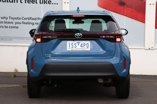 2020 Toyota Yaris Cross MXPB10R GX 2WD Mineral Blue 10 Speed Constant Variable Wagon
