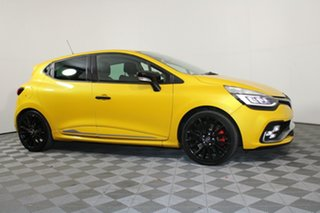 2017 Renault Clio IV B98 Phase 2 R.S. 200 EDC Cup Yellow 6 Speed Sports Automatic Dual Clutch