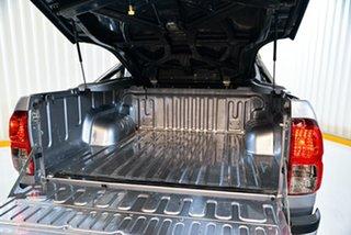 2015 Toyota Hilux GUN126R SR5 (4x4) Silver 6 Speed Automatic Dual Cab Utility