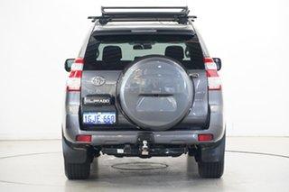 2015 Toyota Landcruiser Prado GDJ150R GXL Grey 6 Speed Sports Automatic Wagon