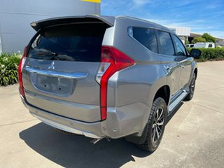 2018 Mitsubishi Pajero Sport QE MY18 Exceed Grey/290618 8 Speed Sports Automatic Wagon.