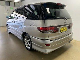 2005 Toyota Estima ACR30 Aeras Grey 4 Speed Automatic Wagon