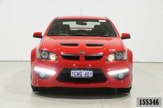 2011 Holden Special Vehicles ClubSport E2 Series 20th Anniversary Red 6 Speed Manual Sedan.