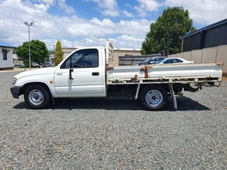2002 Toyota Hilux RZN149R MY02 4x2 5 Speed Manual Cab Chassis